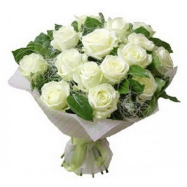 A43 WHITE ROSES
