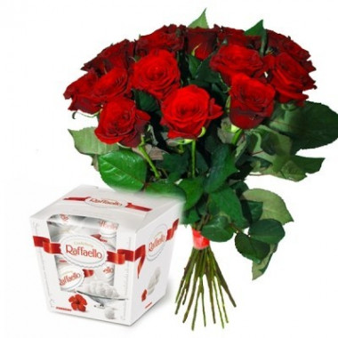 A46 RED ROSES