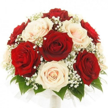 H10 BRIDAL BOUQUET
