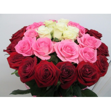 A49 BOUQUET OF ROSES /31st/