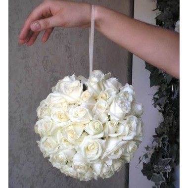 H34 BRIDAL BOUQUET