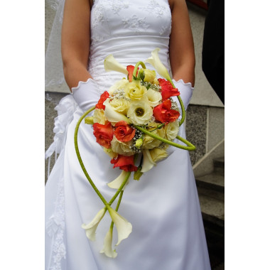H1 BRIDAL BOUQUET