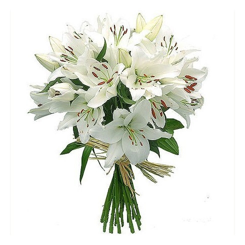 A81 BOUQUET OF LILIES