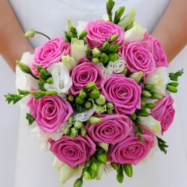 H21 BRIDAL BOUQUET