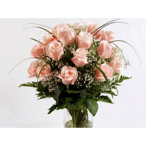 A52 BOUQUET OF ROSES