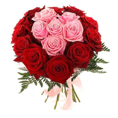 A2 BOUQUET OF 17 ROSES