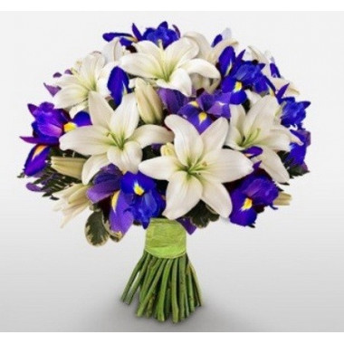 A31 BOUQUET WITH LILY