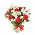 A21 MIXED BOUQUET WITH LILIES