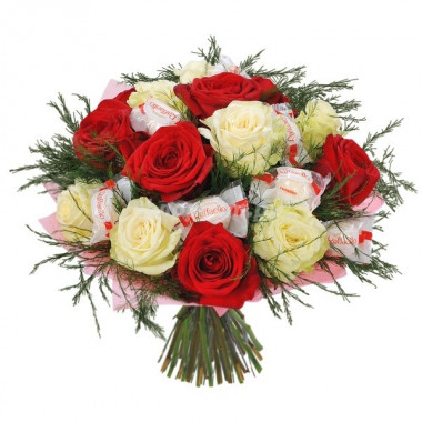 A45 BOUQUET OF ROSES