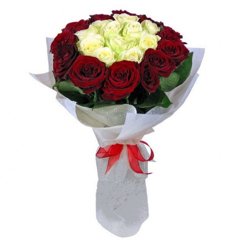 A3 BOUQUET WITH ROSES, DECORATION