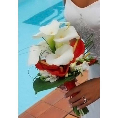 H5 BRIDAL BOUQUET