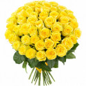 A117 BOUQUET OF YELLOW ROSES