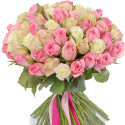 A118 BOUQUET OF MIX ROSES
