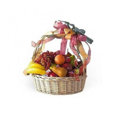 P4 BIG FRUIT BASKET