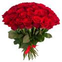 A93 Красные розы