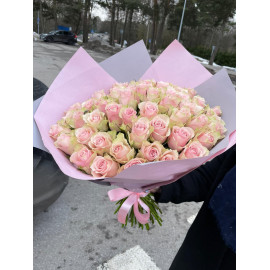 A21 BOUQUET OF 51 ROSES