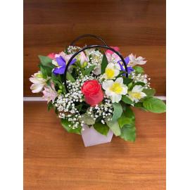 S38 FLOWERS IN BAG
